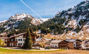 Оренда авто Lech Am Arlberg, Австрія