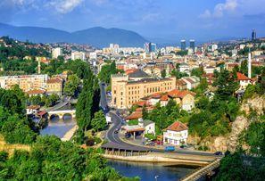 Оренда авто Сараєво, Боснія