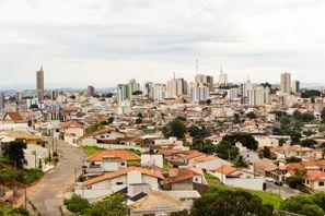 Оренда авто Варгінья, Бразилія