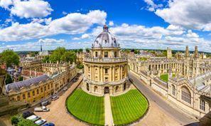 Оренда авто Оксфорд, Великобританія