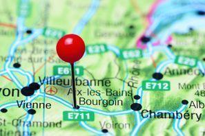 Оренда авто Бургуен-Жальє, Франція