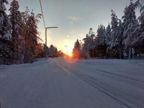 Оренда авто Пелло, Фінляндія