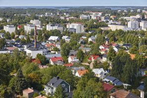 Оренда авто Раума, Фінляндія